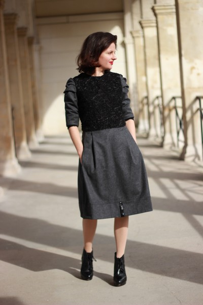 robe flanelle